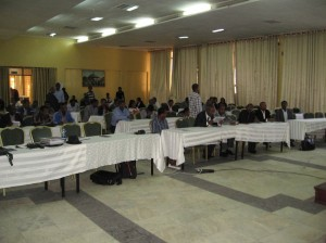 Conference in Mekelle University