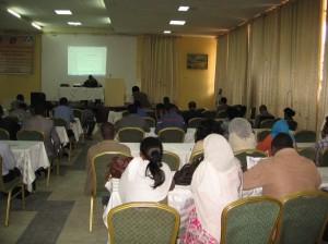 Conference in Mekelle University